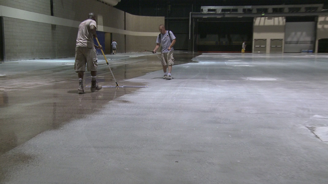 Refinishing Your Concrete Floors Is Now Made Easier