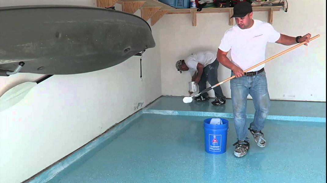 What Is The Best Type Of Garage Floor Paint Best Floor