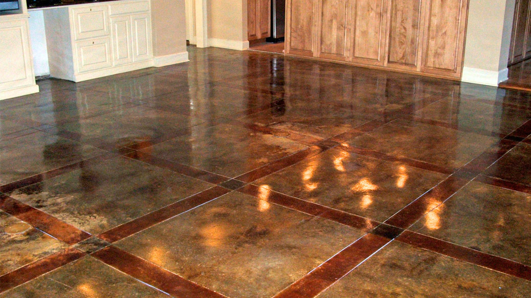 Check Out The Top 5 Benefits Of A Decorative Concrete Floor