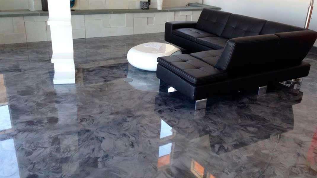 Metallic Epoxy Floor Coatings