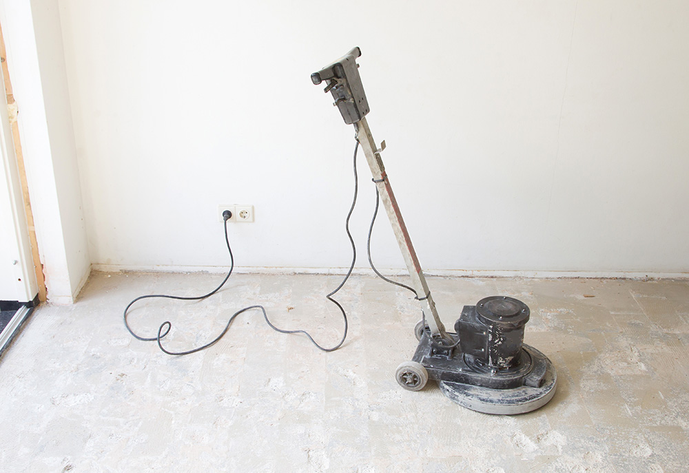 How To Smooth Concrete After It Dries